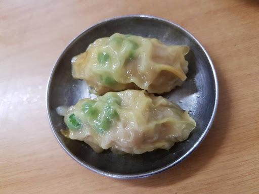 Peas dumpling from Aik Hoe in Georgetown Penang