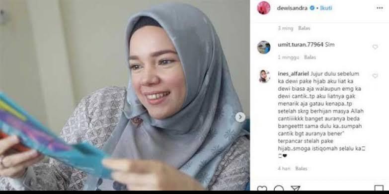 Alhamdulillah, Artis Blasteran yang Awalnya Nonmuslim Kini Mualaf