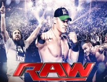 WWE Monday Night Raw 2014/07/21