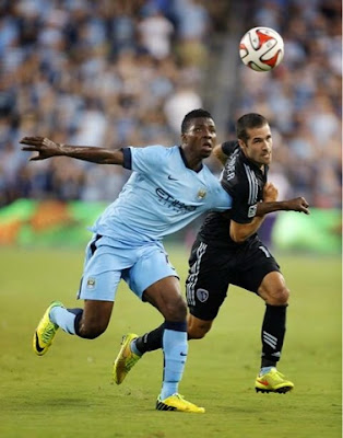Nigeria football news,Manchester City Won't Release Iheanacho, Nwakali For 2015 AYC