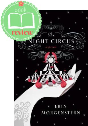 Nočni cirkus naslovnica