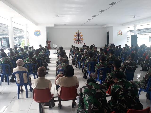 Dandim 1016: Jaga Kemanunggalan TNI dengan Rakyat