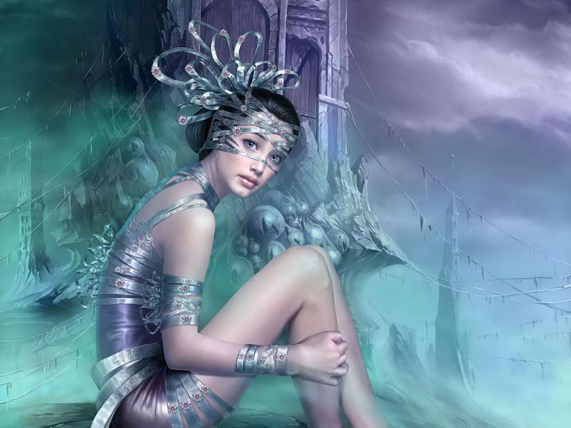 Magic Of Magian Charmer, Fantasy Girls 1