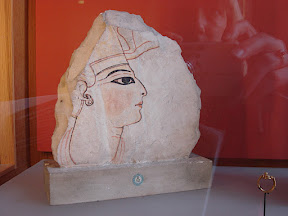 Profile of Ramses VI - 1126 BC