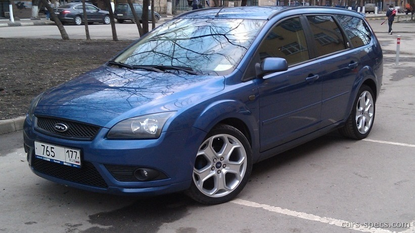 2005 ford focus wagon specifications pictures prices. Black Bedroom Furniture Sets. Home Design Ideas