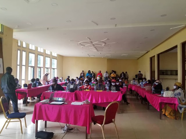 Civil status Documents: INADES Formation sensitises stakeholders