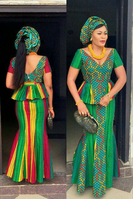 Fashion outfits for Saturday owambe parties