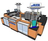 Alltel Kiosk Design -  Phillip Wharton