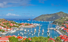 St Barths, West Indies