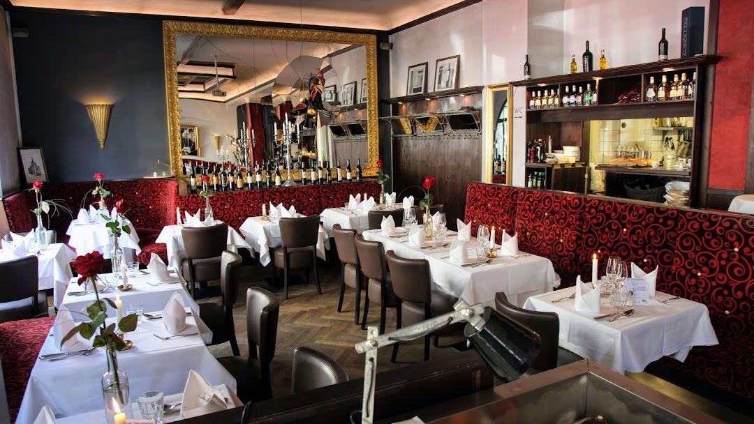 Restaurant Machiavelli Italienisches Restaurant In Mitte