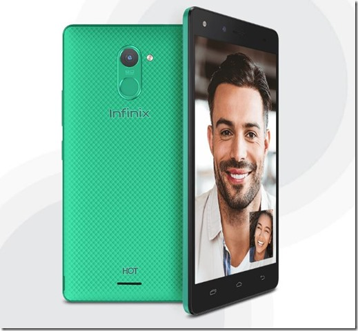 Harga Spesifikasi Infinix Hot 4 X557