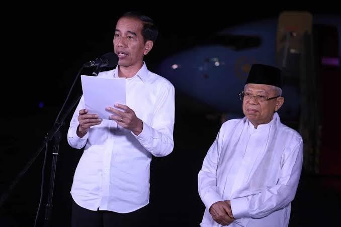 100 Hari Jokowi-Ma'ruf Amin: Fokus ke Investasi, Pelemahan KPK
