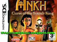 ROM Ankh Curse Of The Scarab King (G) NDS
