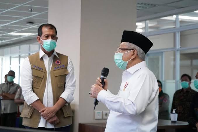Maruf Amin Minta MUI Bolehkan Salat Tanpa Wudu dan Tayamum bagi Petugas Medis