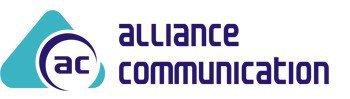 Logo de ALLIANCE COMMUNICATION