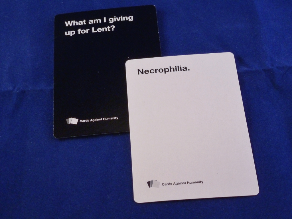 Image of: Combinations Family That Can Stand To Be In Room With Me Long Enough To Play It Have Manually Paired Up Some Cards To Find Chuckleworthy Combinations Enjoy Herald Review Popular Irony Cards Against Humanity