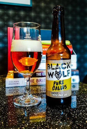 Gerry's Kitchen, craft beer review, Pure Gallus, Black Wolf Brewery, 30 second craft beer review, craft beer