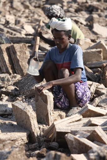 Эфиопия. Вулкан Даллол 2