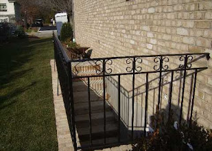 Photo: New Hyde Park, NY outside separate Entrance to Basement