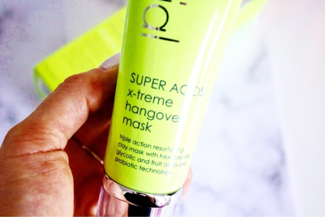 Rodial Super Acids X-treme Hangover Mask Review