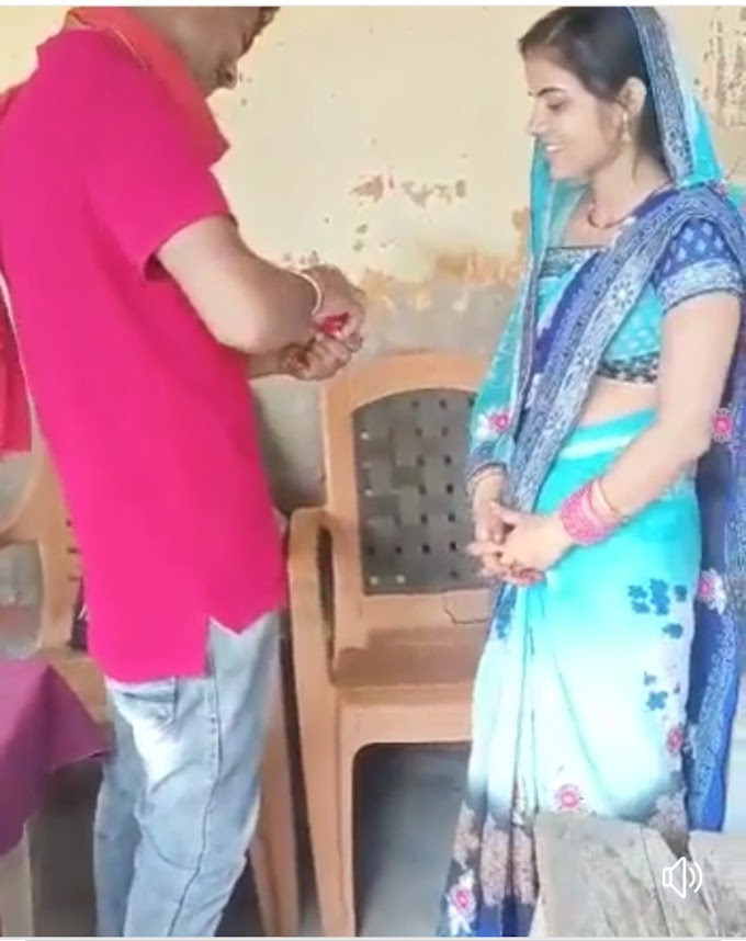 मामी संग भांजे को हुआ प्यार तो घर से भागकर शादी कर ली