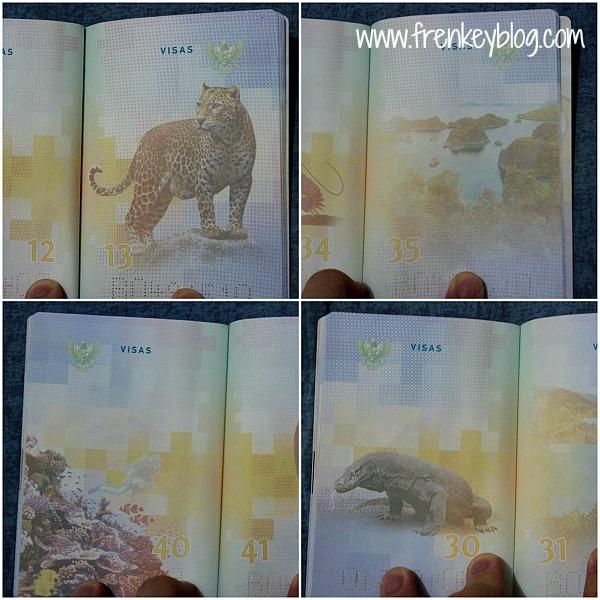 Tampilan Baru Paspor 48 Halaman