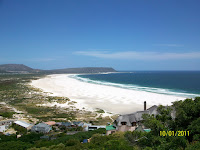 Western coast of Cape Town, South Africa