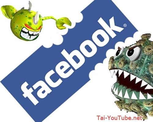 Những cách phòng tránh virus gây hại máy tính trên Facebook