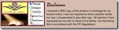 CRA Disclaimer