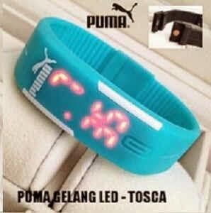 Jam Tangan Puma, Jual Arloji Puma, Harga jam puma, Harga jam tangan puma