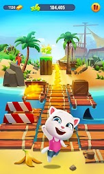 Talking Tom Gold Run APK screenshot thumbnail 3