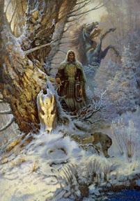 Охота князя Словена
