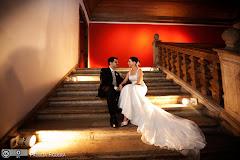 Foto 1077. Marcadores: 20/11/2010, Casamento Lana e Erico, Rio de Janeiro