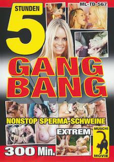 Gangbang Nonstop Sperma-Schwein