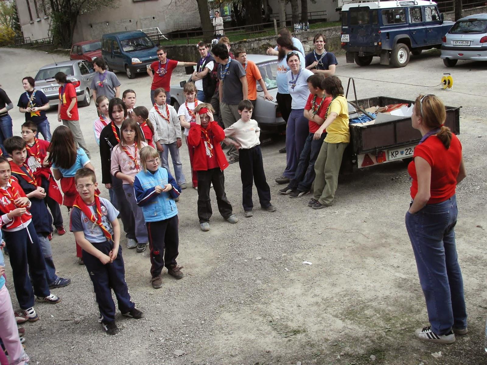 Zbiranje papirja, Ilirska Bistrica 2006 - KIF_8519.JPG