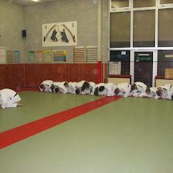 Kyu examens judo december 2013