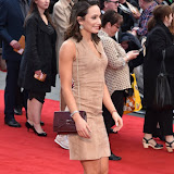 OIC - ENTSIMAGES.COM -  Laura White at the  Florence Foster Jenkins - world film premiere at the Odon Leicester Sq London 12th April 2016 Photo Mobis Photos/OIC 0203 174 1069
