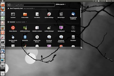 Ubuntu 11.10 Oneiric Ocelot Unity 2D