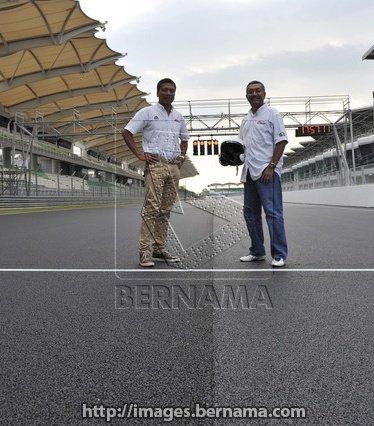 Mokhzani Mahathir letak jawatan Pengerusi Sepang International Circuit berkuatkuasa serta-merta - SIC