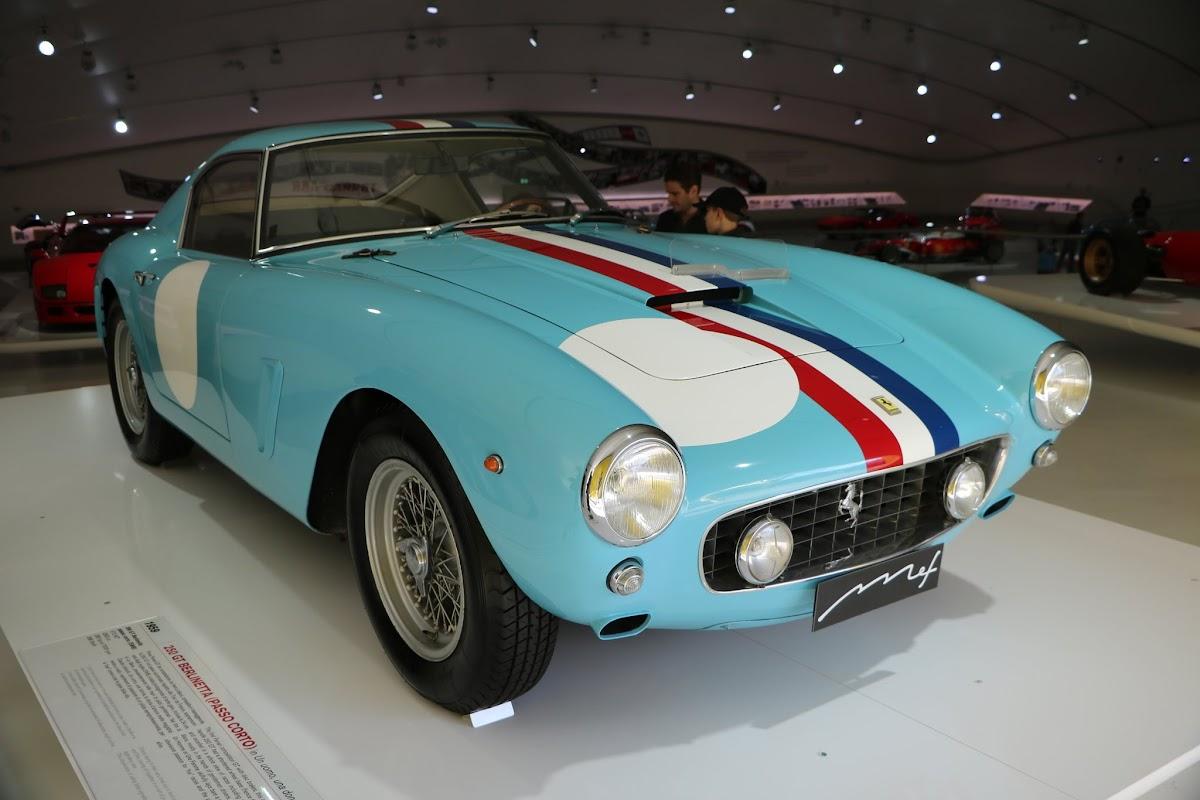 Modena - Enzo Museum 0012 - 1959 Ferrari 250 GT.jpg