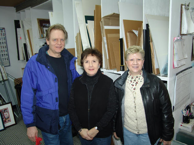 Event 2010: Wine & Cheese Gallery Open House - wcohbackroom.JPG