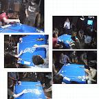 """オープン・ザ・セサミ 制作風景2008 Open the Sesame """"Yon & Klavan"""" Production notes 2008"""
