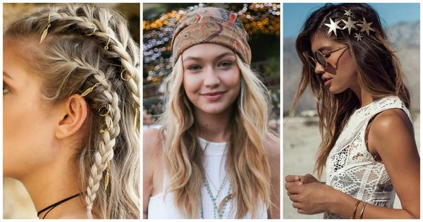 THE BEST MUSIC FESTIVAL HAIR FOR PRETTY LADIES IN ALL VARIOUS OCCASIONS 12