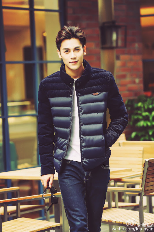 Lu Junyan China Actor