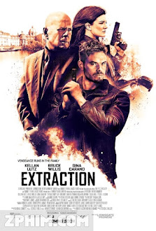 Khủng Bố Quốc Tế - Extraction (2015) Poster