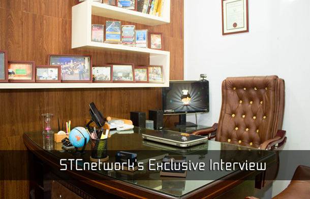 STCnetwork Exclusive Interview