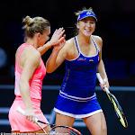 Belinda Bencic & Simona Halep - Porsche Tennis Grand Prix -DSC_3830.jpg