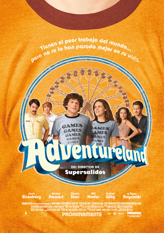 Adventureland (Greg Mottola, 2.009)