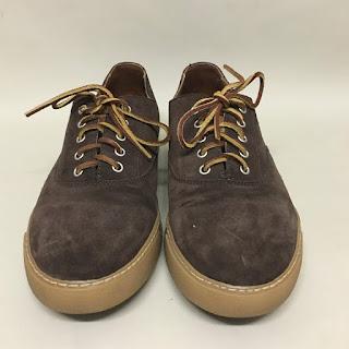 Yuketen Suede Sneakers