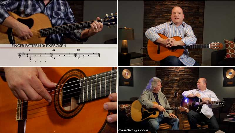 Learn & Master Fingerstyle Guitar with Steve Krenz